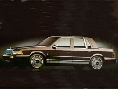 1992 Chrysler LeBaron Sedan