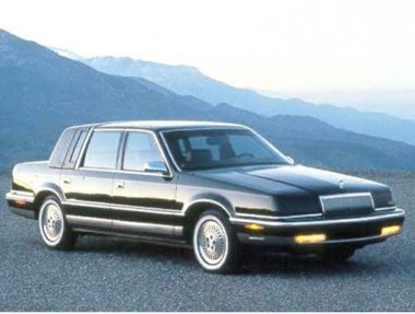 1992 Chrysler Fifth Avenue Sedan