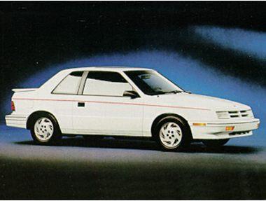 1992 Dodge Shadow Hatchback