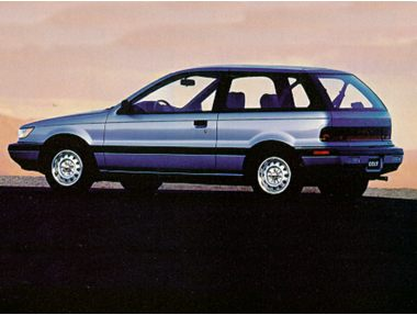 1992 Dodge Colt Hatchback