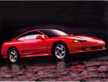 1992 Dodge Stealth Hatchback
