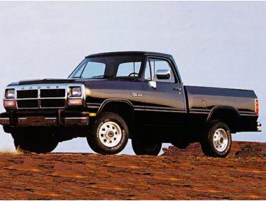 1992 Dodge W150 Truck