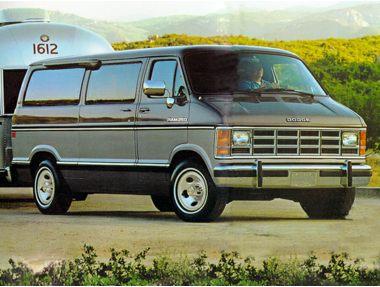 1992 Dodge B150 Ram Wagon