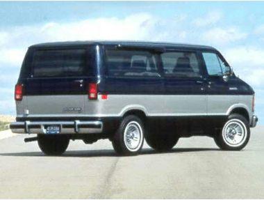 1992 Dodge B350 Ram Wagon