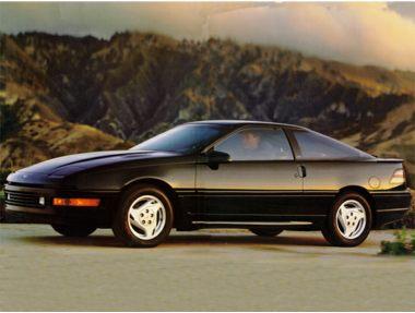 1992 Ford Probe Hatchback