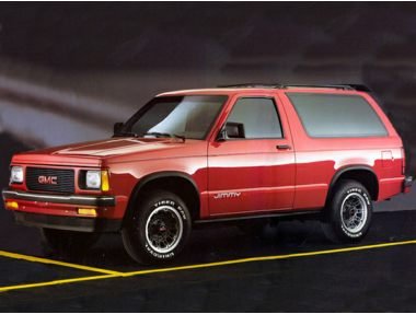 1993 GMC Jimmy SUV