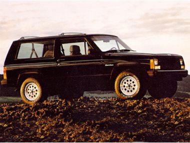 1992 Jeep Cherokee SUV