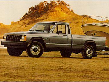 1992 Jeep Comanche Truck