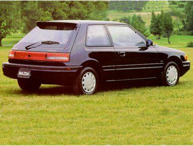1992 Mazda 323 Hatchback