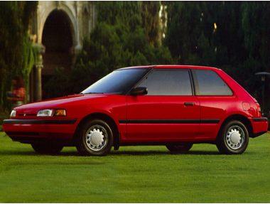 1993 Mazda 323 Hatchback
