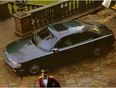1993 Mazda 929 Sedan