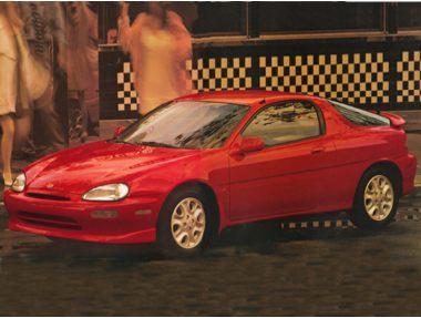 1992 Mazda MX-3 Precidia Hatchback