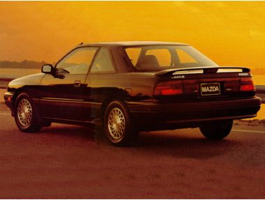 1992 Mazda MX-6 Coupe