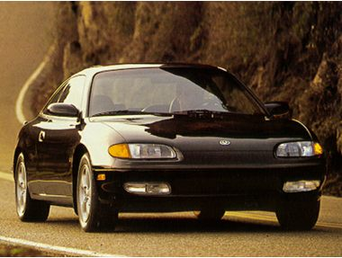 1993 Mazda MX-6 Coupe