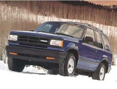 1992 Mazda Navajo SUV