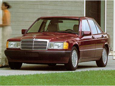 1992 Mercedes-Benz 190 Sedan