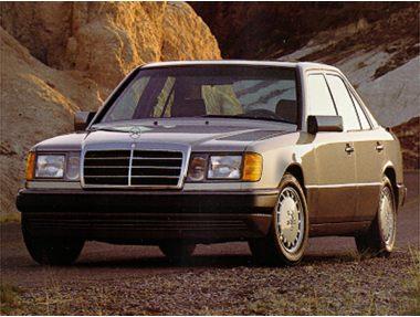 1992 Mercedes-Benz 300 Sedan
