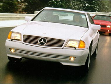 1992 Mercedes-Benz 500 Coupe