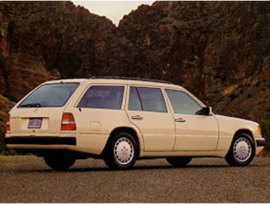 1992 Mercedes-Benz 300 Wagon