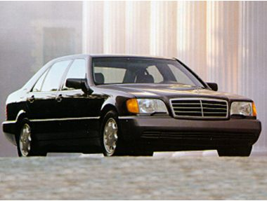 1992 Mercedes-Benz 600 Sedan