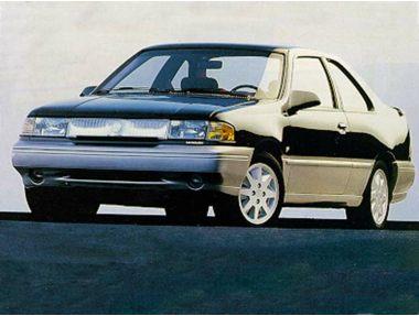 1992 Mercury Topaz Coupe