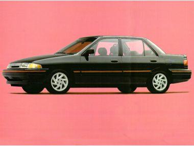 1993 Mercury Tracer Sedan