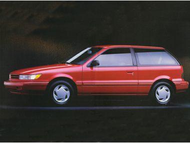 1992 Mitsubishi Expo Hatchback