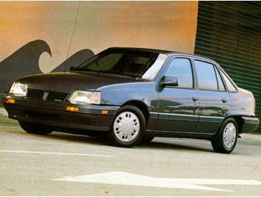 1992 Pontiac LeMans Sedan