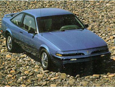 1992 Pontiac Sunbird Coupe