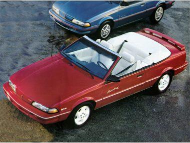 1992 Pontiac Sunbird Convertible
