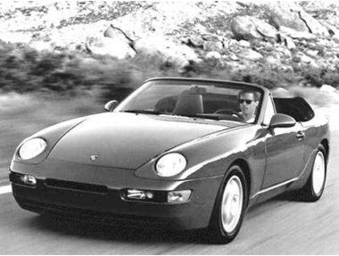 1992 Porsche 968 Convertible