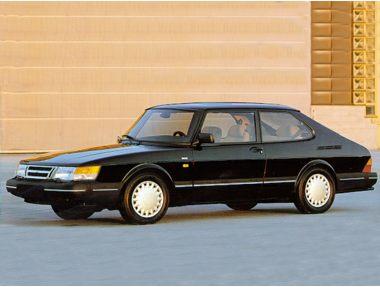 1992 Saab 900 Hatchback