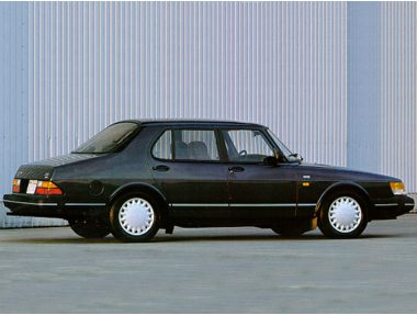 1992 Saab 900 Sedan