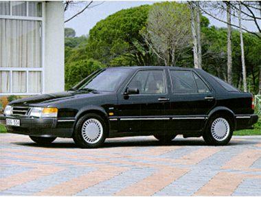 1992 Saab 9000 Hatchback