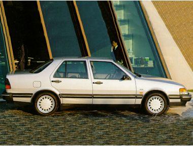 1992 Saab 9000 Sedan