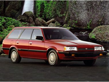 1992 Subaru Loyale Wagon