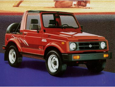1992 Suzuki Samurai SUV