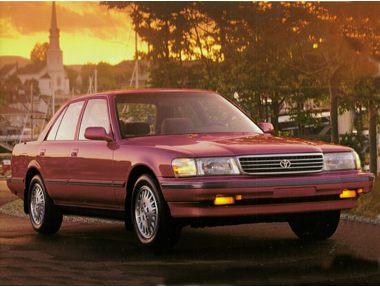 1992 Toyota Cressida Sedan