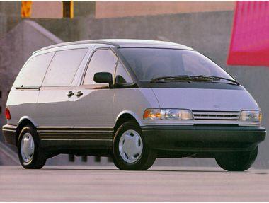 1992 Toyota Previa Van