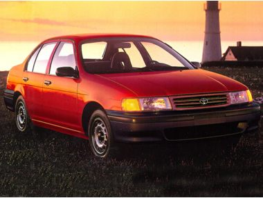 1992 Toyota Tercel Sedan