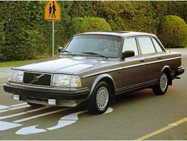1992 Volvo 240 Sedan