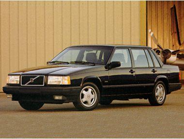 1992 Volvo 740 Sedan