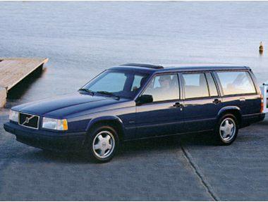 1992 Volvo 740 Wagon