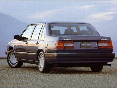 1992 Volvo 940 Sedan