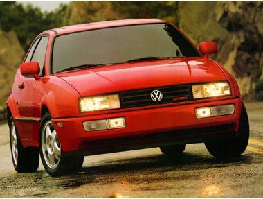 1992 Volkswagen Corrado Coupe