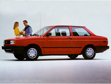 1992 Volkswagen Fox Coupe
