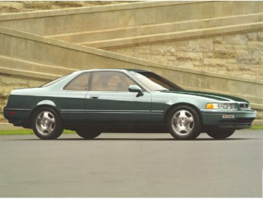 1993 Acura Legend Coupe