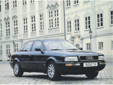 1993 Audi 90 Sedan