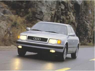 1993 Audi 100 Sedan
