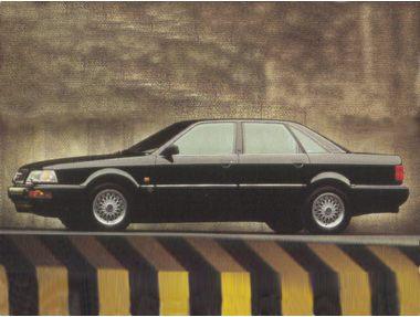 1992 Audi V8 Quattro Sedan